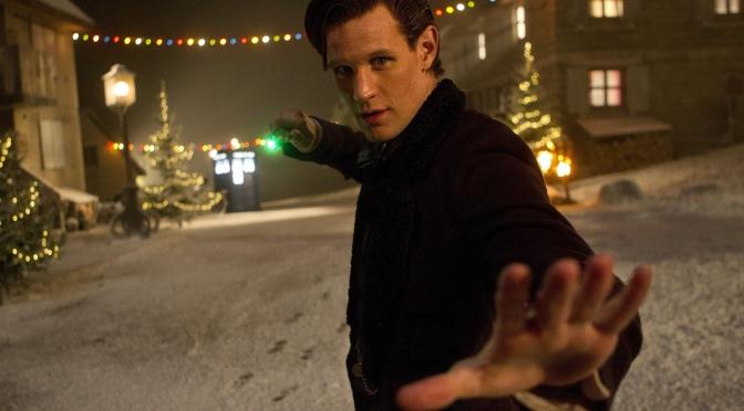 """Steven Moffat: """"Es su batalla final, y la ha estado luchando desde hace tiempo""""."""