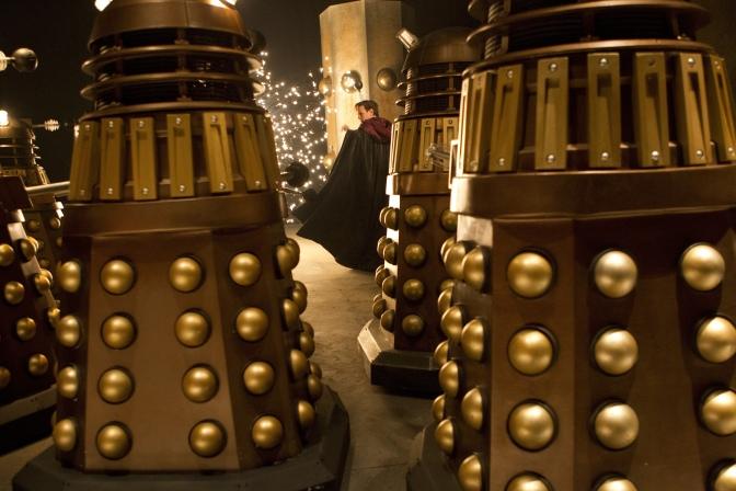 Todo se termina: ¡Nuevo trailer, clip e imágenes para The Time of the Doctor!