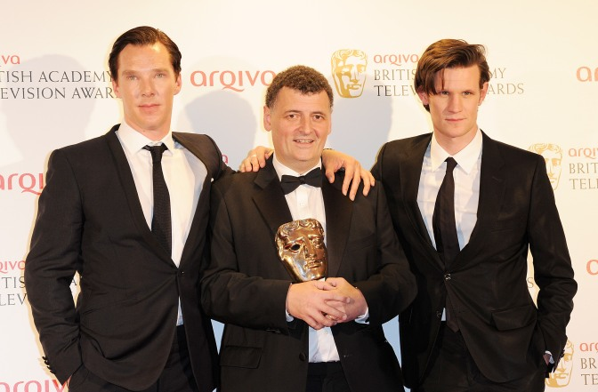 Doctor Who y Matt Smith nominados en los National Television Awards.